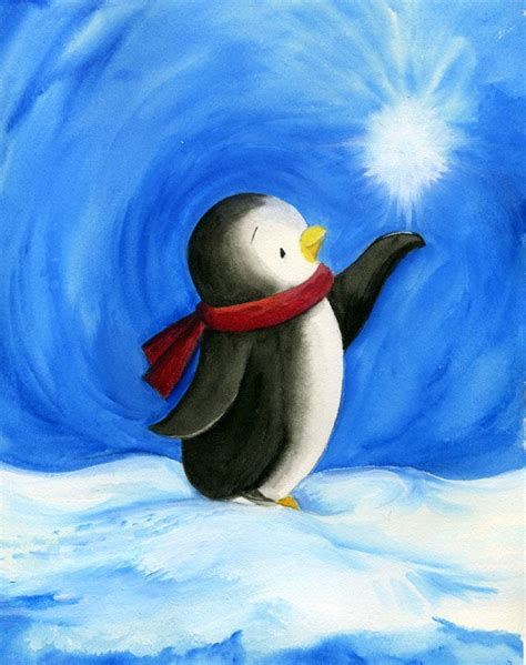 snow country penguin modern 25 best ideas about penguin art on cute penguins penguin drawing and winter art