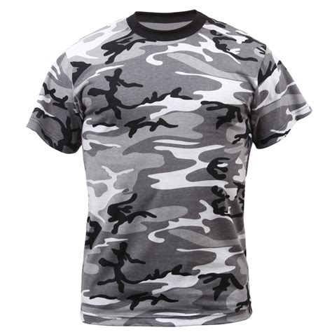 colored shirts mens colored camo t shirts