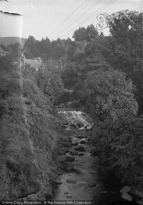 Gretna Green Marriage Records Free Photo Of Llwyngwril The Weir C 1936 Francis Frith