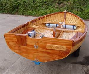 fowey rivers wooden boat builder