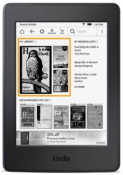 ebook layout software major update for kindle ereaders rolling out version 5 7