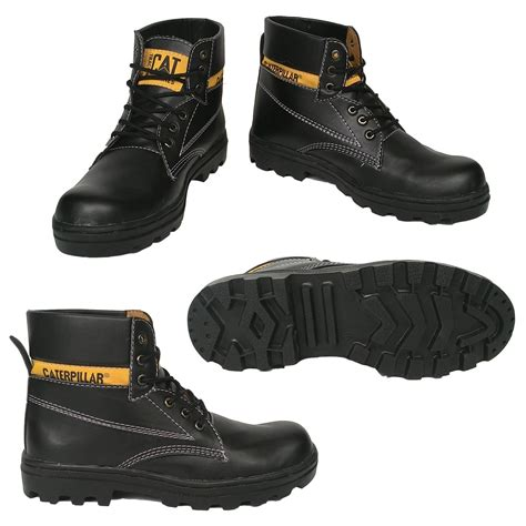 Sepatu Trekking Caterpillar sepatu safety hiking gunung collection shoes koleksi