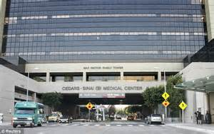 cedars sinai emergency room five patients at prestigious hospital gets staph from surgeon s infected daily mail