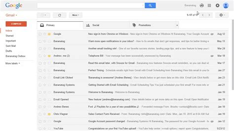 Templates Gmail by Gmail Email Templates Cyberuse
