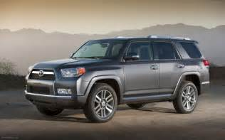 Toyota Four Runner 2012 Toyota 4runner Limited 2012 Widescreen Car Image
