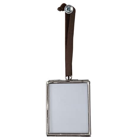 mini glass hanging frame dotcomgiftshop
