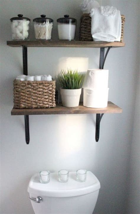 bathroom wall shelf ideas 25 best toilet ideas on pinterest toilet room small