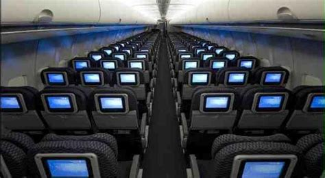 United Airlines 757 Interior by Seatguru Seat Map United Boeing 757 200 752 V2 Intl Ny
