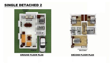 single detached house floor plan serenis single detached house for sale liloan cebu