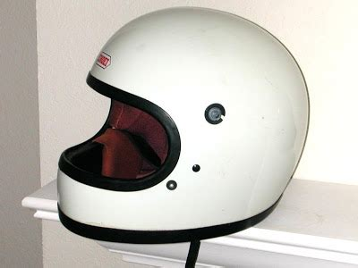 Helm Shoei Retro vintage helmets 1971 shoei s 12