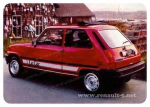 1982 Renault Lecar Renault 5 Quot Le Car Quot 1982 All About Renault 5