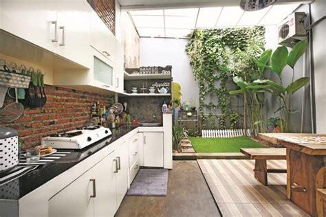 Yang Yang Kitchen by 20 Desain Dapur Terbuka Di Halaman Belakang Renovasi