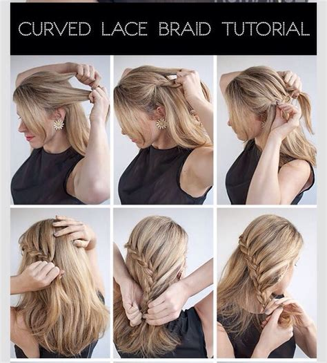 lace braid step by step curved lace braid tutorial trusper