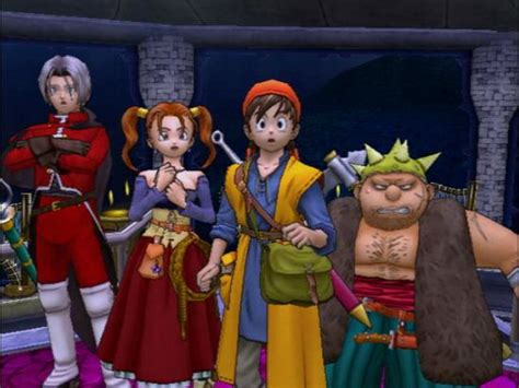 emuparadise dragon quest 7 dragon quest viii journey of the cursed king usa iso