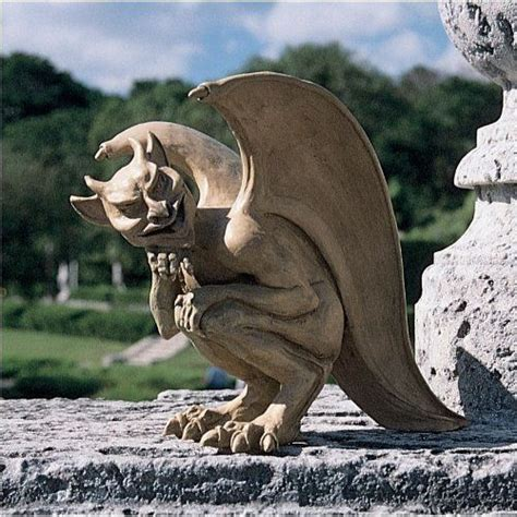 Gargoyle Home Decor by Mystery Of The Scotland Yard Gargoyle Home Decor Gothic