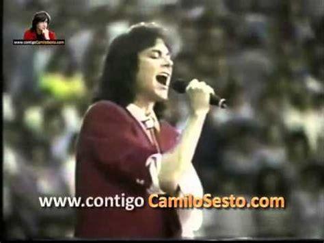 www mejor musica de camilo sesto las 10 mejores canciones de camilo sesto youtube