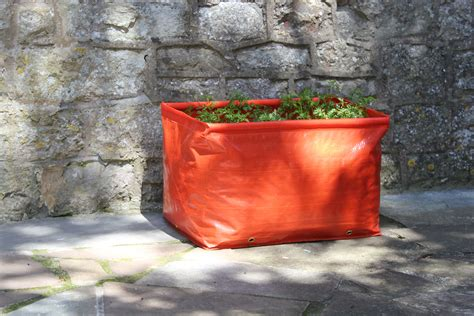 Haxnicks Patio Planters by Carrot Patio Planter Haxnicks