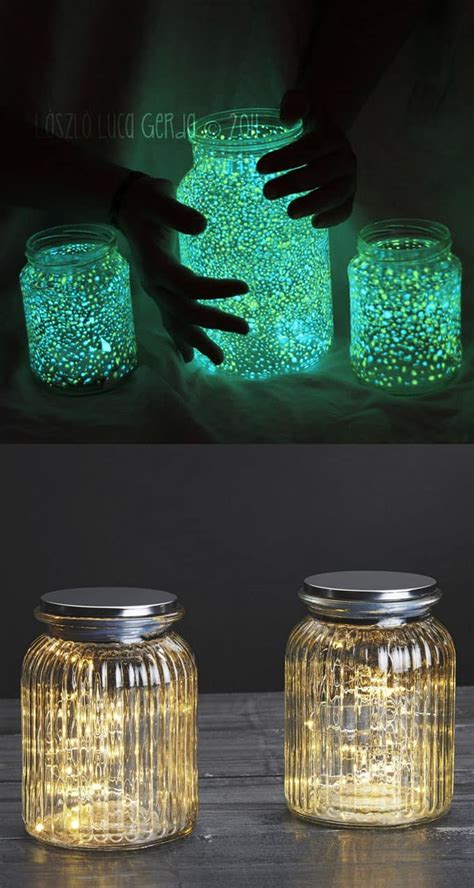 diy mason jar lights   tutorials kits supplies