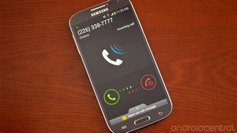 how to make a phone call on the samsung galaxy s4 android central