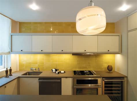 Yellow Kitchen Backsplash Ideas | 50 kitchen backsplash ideas