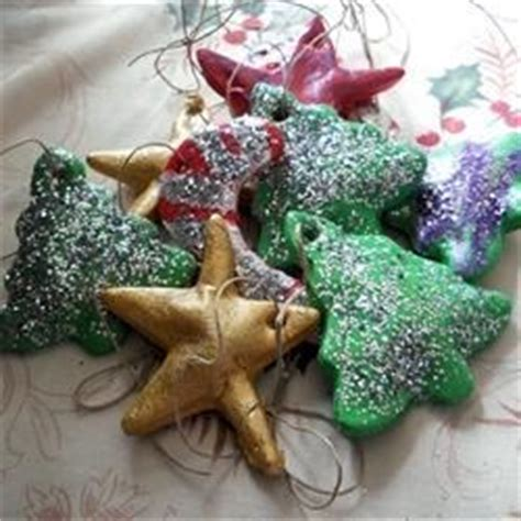christmas decorations salt dough recipe