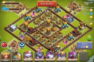 Best castle clash base design
