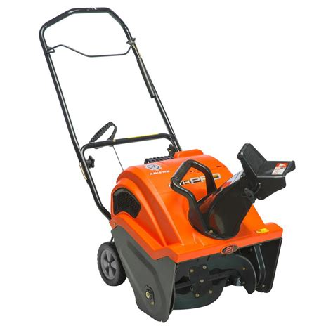 ariens path pro ss21e 21 in 208cc single stage electric
