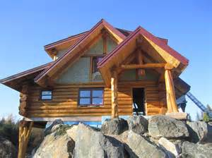 Cabin Ottawa by Log Homes Log Cabins And Log Cottages Built By Kealey