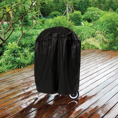 backyard grill 30 quot kettle grill cover by allen company