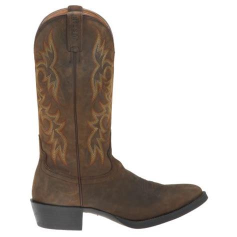 justin mens cowboy boots justin s stede cowboy boots