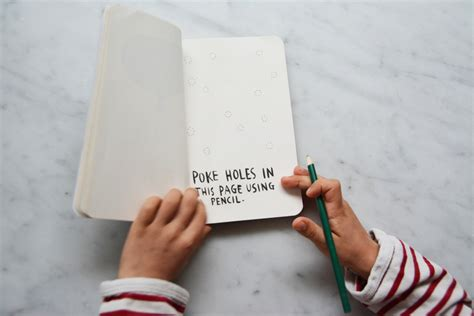 Simple Home Art Decor Ideas wreck this journal babyccino kids daily tips children s