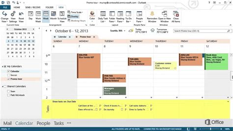 Office 365 Outlook How To Calendar Microsoft Office 365 Outlook 2013 Calendar