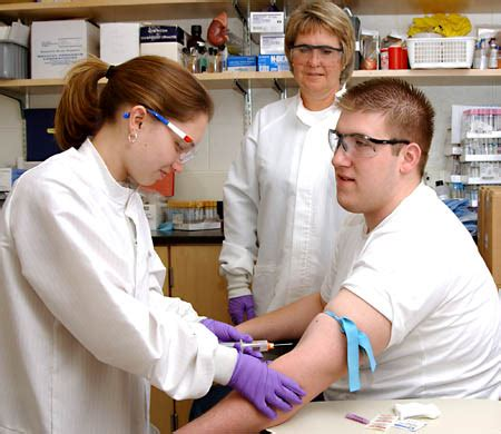 I Want To Be A Phlebotomist by Phlebotomy