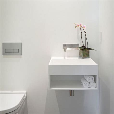 Compact Bathroom Sink Sink Designs Suitable For Small Bathrooms