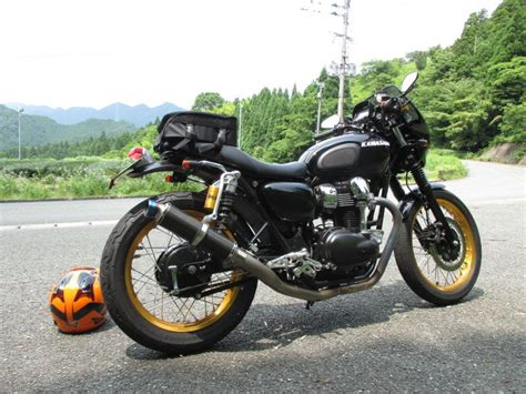 KAWASAKI W800 (2011) : Pick up Motorcycles