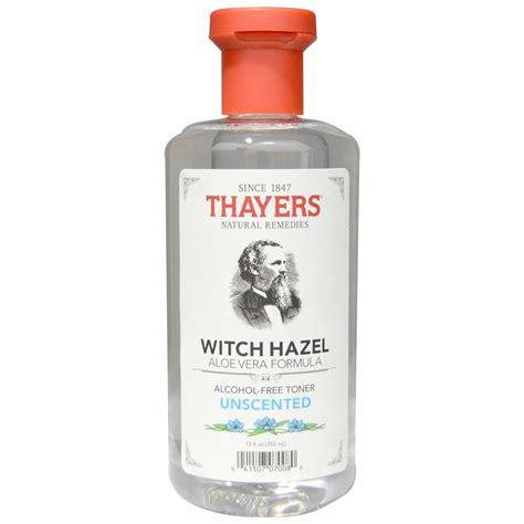 thayers witch hazel aloe vera formula alcohol free toner unscented 12 fl oz 355 ml