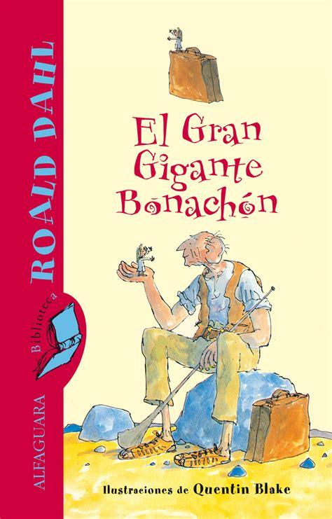 el gran gigante bonachn 8420483095 kuentalibros el gran gigante bonach 243 n