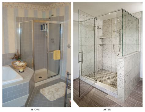 Before And After Shower by 7 Signs It S Time To Remodel Your Bathroom Rub A Dub Tub Reglazing