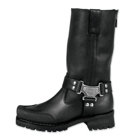 motorcycle boots for sale milwaukee motorcycle clothing co men s drag harness tech
