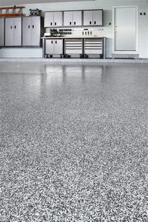 grey white black epoxy garage flooring google search