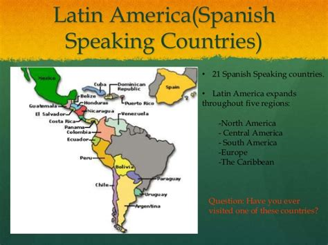 ten speaking countries exploring diversity through the speaking countries