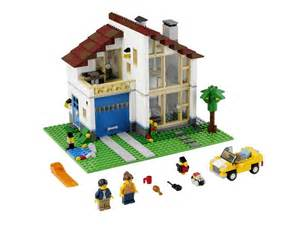 lego creator casa familiar set 31012