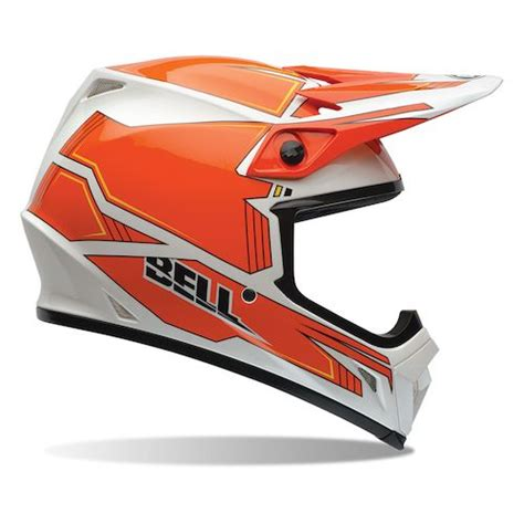 motocross helmets closeouts bell mx 9 blockade helmet revzilla