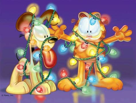 garfield christmas christmas pinterest