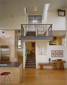 le garde corps mezzanine jolies id 233 es pour lofts avec tri level kitchen remodel design remodeling blog split