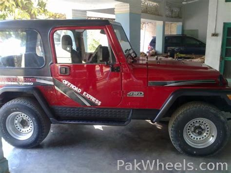 1982 Jeep Wrangler Find Member Rides Of Year In Pakistan And Around The World