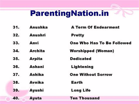 8 best images about mesh rashi baby girl names with