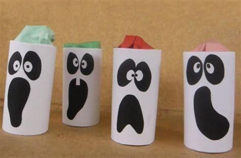 imagenes de halloween en foami manualidades de halloween con rollos de papel higi 233 nico