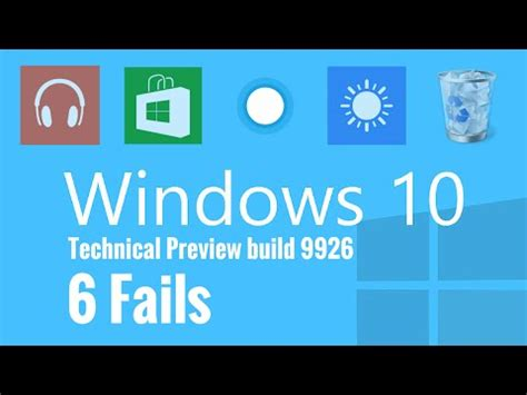 installing windows 10 technical preview build 9926 part 1 full download windows 10 technical preview 9926