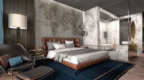 nm architects hotel room design creating  remarkable